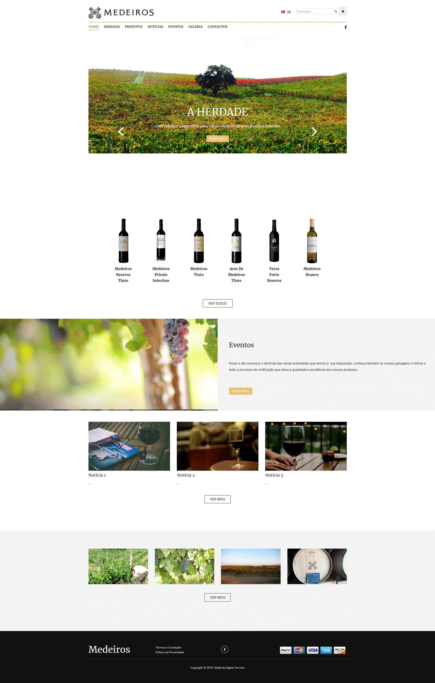 Medeiros Wines